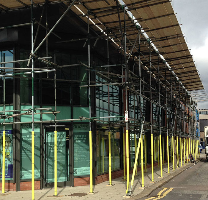 Scaffolding Services Sheffield - Local Scaffold Services Ltd